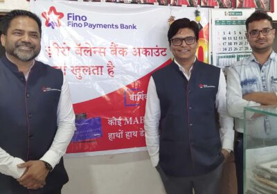 As a Fino Bank point, this photo studio brings simple and convenient banking closer to customers