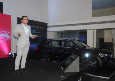 Mercedes-Benz Benchmark Cars celebrated 'Restless Night' in Surat
