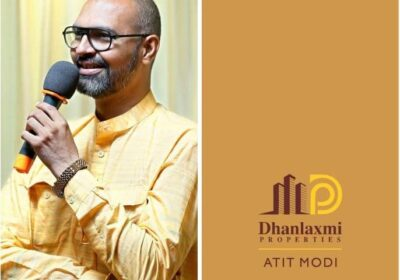 Visionary entrepreneur Atit Modi has the solution for real estate sector to fight covid-19