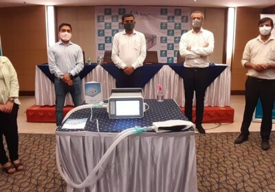 Surat's company invents – low-cost, high-end ventilator in support of the Aatmanirbhar Bharat Abhiyan