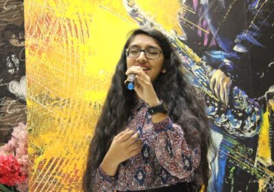 Surat's daughter creates record by winning Saregama Gujarat Competition twice during the Lockdown