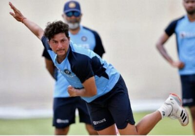 """""""KKR has one of the best 'Spin Departments' in IPL 2021"""" – Kuldeep Yadav"""