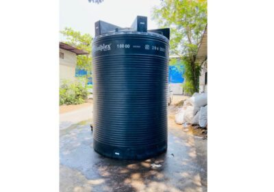 Simplex Plast Bags another ISI Certificate for Manufacturing High-Quality Water Tanks
