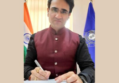 Shri Sahil Seth IRS has been Appointed as President of the International Delphic Council Maharashtra