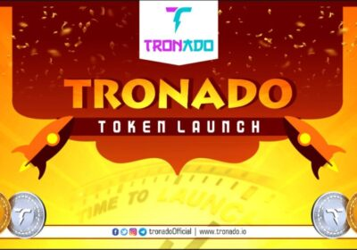 Tronado Goes live on Top Cryptocurrency Exchanges