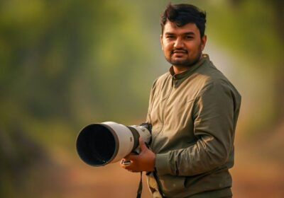 Gujarat's leading wildlife photographer Neel Sarkhedi shares the best part about his profession