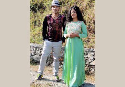 Abhishek Ray & Anwesshaa are on Cloud Nine as Their Latest Himalayan Music Videos cross a Million Views Each