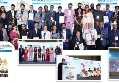 World Best Brand & Business Awards 2021(2nd Edition) Held Successfully In Mumbai, Felicitated Entrepreneurs, Organisations & Start-Ups