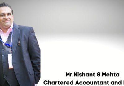 Nishant S Mehta, President of the Toastmasters United Club – India Fights Corona Campaign