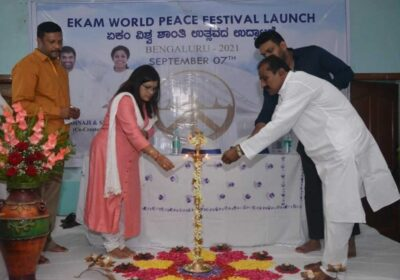 The EKAM World Peace Festival (EWPF) – Online Gathering Of 20 Million Peace Makers