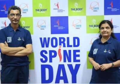 Stavya Spine Hospital and Research Institute Pvt. Ltd. Announces 'Revolution in Spine Care' on WORLD SPINE DAY, October 16 2021